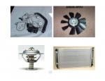 Cooling System Upgrades & Components