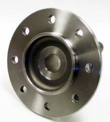 K Series 8 lug Front Wheel Bearing Hub Assembly