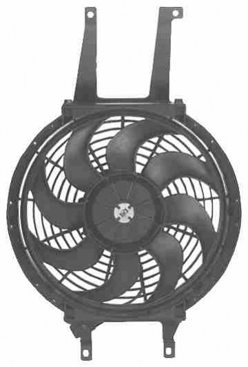 Auxilliary Electric Booster Fan