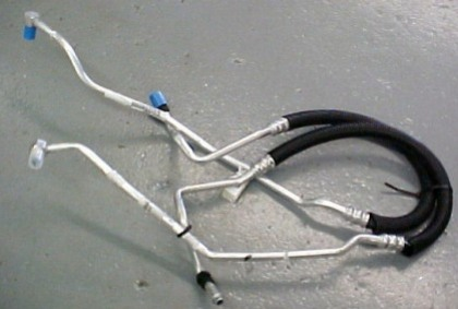 Engine Oil Cooler Hose Set