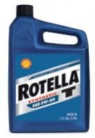 Shell Rotella-T 5W-40 T-6 Synthetic Diesel Engine Oil/gallon