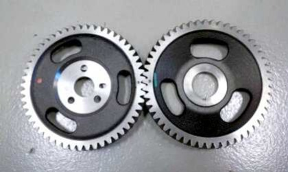 Injection Pump Drive Gear Set