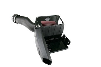 Cold Air Induction kit, Ford Powerstroke 7.3L, 1998-2003 F250/F350