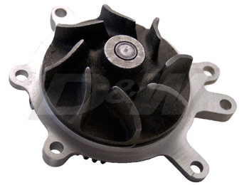 New Replacement Water Pump (GM Duramax 6.6L 2001-2005 LB7/LBY)