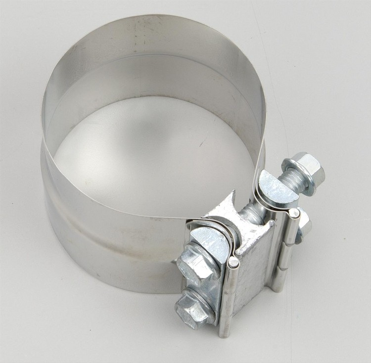 4 Inch Stainless Band Clamp
