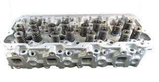 6.6L Duramax NEW Cylinder Head, 2001-2004.5 LB7