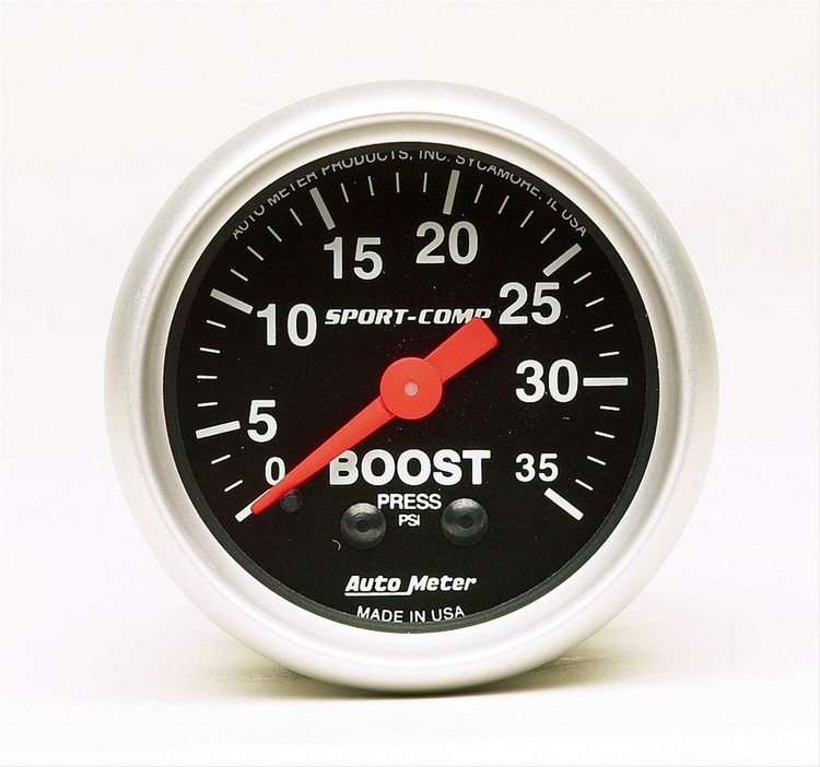Turbo Boost Gauge kit
