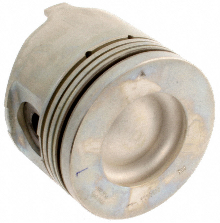 Duramax 6.6L Piston w/pin, Left Bank, 2006-2010, set of 4
