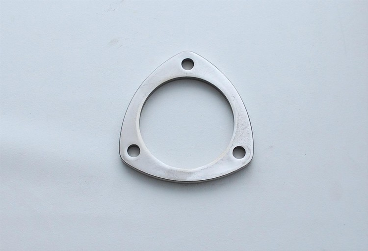 Crossover Pipe Flange, Stainless (Pair)