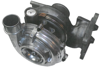 Reman Garret Turbo, GMC Duramax LLY Engine 2004.5 - 2005.5