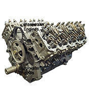 "6.6L Duramax Longblock Engine, LMM 2007-2010 VIN ""6"" (new body)"