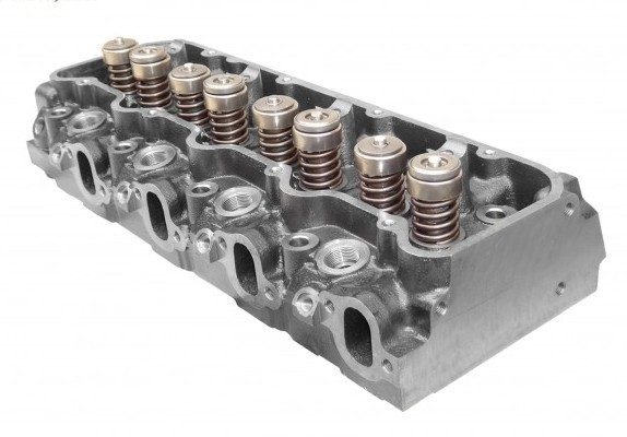 H1 Turbo HUMMER Cylinder Head Assembly 96+