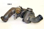 6.5 TD OEM GM-6 Turbocharger for Vans, H1's