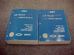 96+ GM Technician Service Manual set