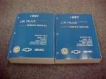 96+ GM Technician Service Manual set