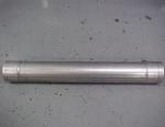 4 inch Aluminized Muffler Eliminator Pipe