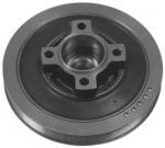 6.5TD HD Secondary Harmonic Balancer Assy (main pulley)