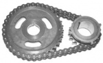 6.5TD HP Double Roller Timing Chain Set, 94+