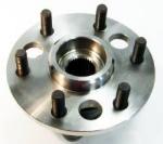 K Series 6 lug Front Wheel Bearing Hub Assembly w/o ABS
