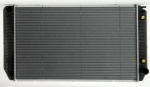 6.5TD HD Radiator  94-00 C/K Trucks