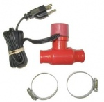Lower Radiator Hose Block Heater