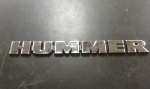 HUMMER Nameplate