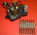 6.9/7.3 IDI Non-Powerstroke 1987-1994 Glow Plug Kit