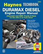 Haynes Duramax Diesel Engine Repair Manual