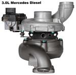 New Mercedes Turbo 3.0L