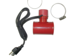 Lower Radiator Hose Block Heater