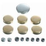 6.5TD Brass Expansion (freeze) Plug Set